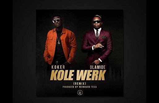 Koker ft. Olamide – Kolewerk (Remix) (MP3 Download)