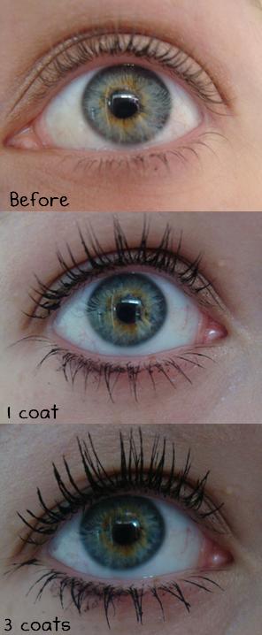 MAX 4 D Mask Effect False Eyelashes