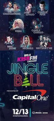 KISSFM JingleBall Presented by Capital One