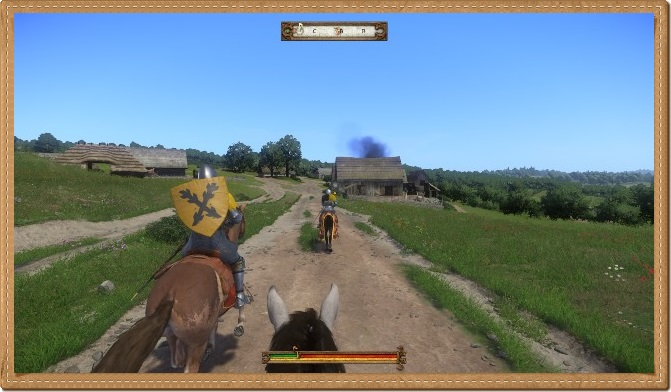 Kingdom Come Deliverance PC Gameplay