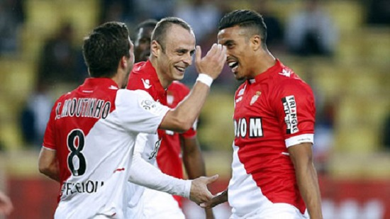 Monaco đang thi đấu nhạt nhòa ở Ligue 1 mùa này