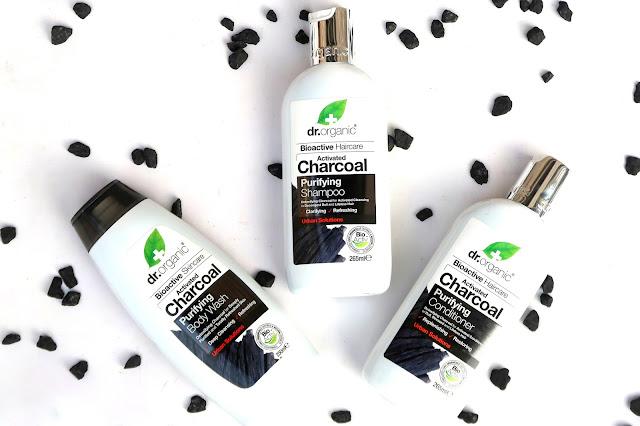 Dr. Organic Charcoal Purifying