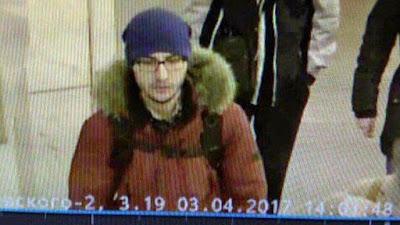 Akbarzhon Jalilov, Oroszország, Szentpétervár, szentpétervári metrórobbantás, terrorcselekmény, Akbarzson Dzsalilov