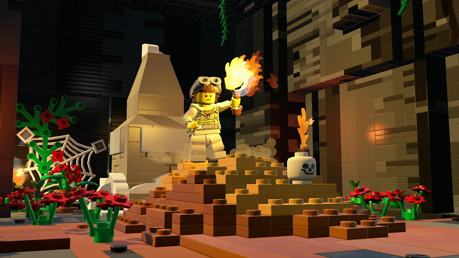 New Games Lego Worlds Pc Ps4 Xbox One The