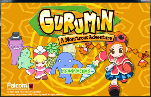 Download Gamegokil : Gurumin A Monstrous Adventure [Game Animasi RPG