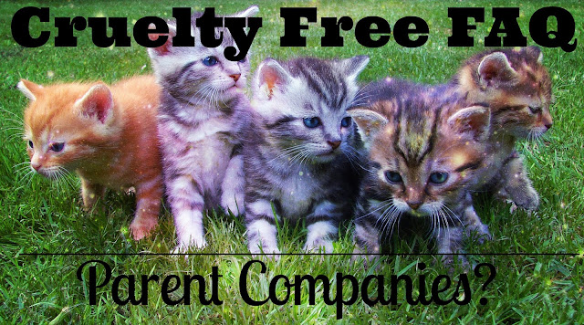 about cruelty free parent companies