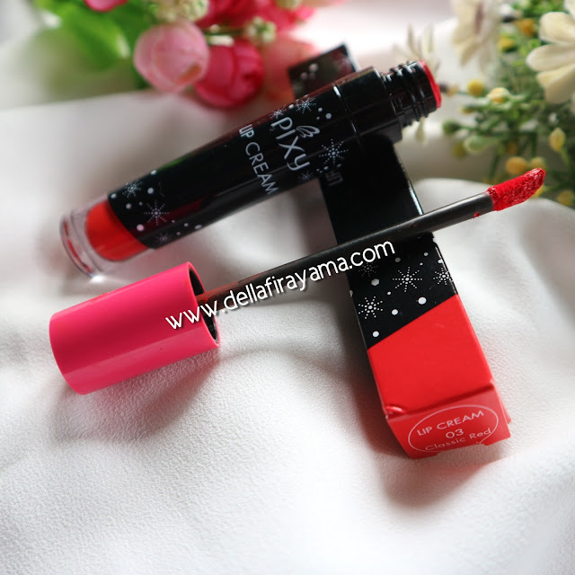 Pixy Lip Cream Classic Red