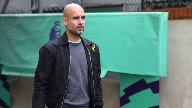 The Champions - Pep's Pursuit of Perfection (Documentary)