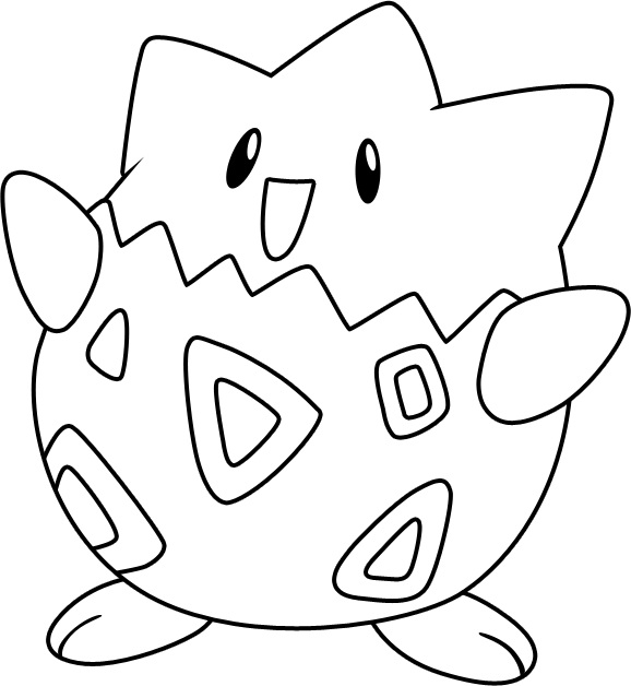 Aneka Mewarnai Gambar Pokemon - Aneka Mewarnai Gambar