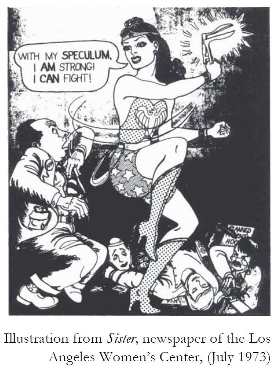 Sexual health comics
