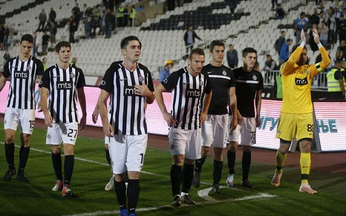 Može li Partizan posle dva remija do pobede protiv Čuke? (SASTAV)