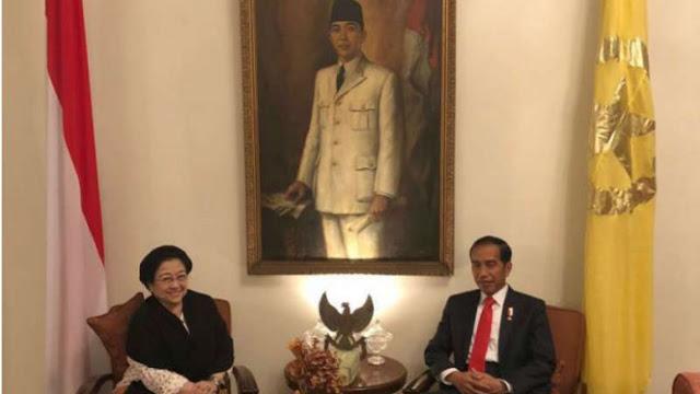 Tiga Bulan Jadi Anak Buah Jokowi, Megawati Digaji Rp337 Juta