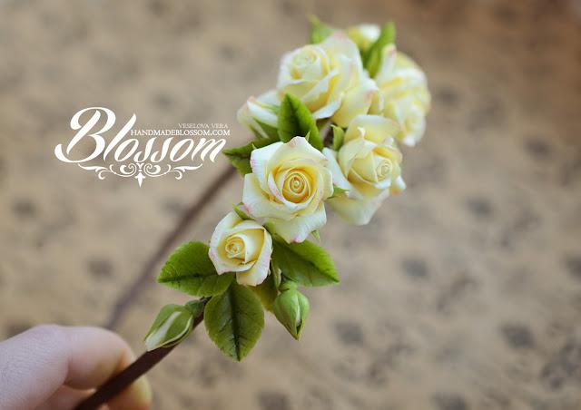 ободок с розами, handmadeblossom, blossom, vera veselova, вера веселова, ободок с желтыми розами, розы, ободок, желтые розы, ободок с цветами, цветы, украшения с цветами, свадебный ободок, свадебные украшения, цветы ручной работы, красивый ободок, ободок для невесты, украшения в волос, цветы из глины, подарок подруге, подарок маме, ободок ручной работы, ручная работа, handmade, polymer clay, wedding, bridal headband, yellow roses, roses headband, fimo, flowers, handmade roses,