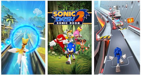 Sonic dash apk mod 4 0 3 | Sonic Dash Mod Apk V4 0 3 (Unlimited