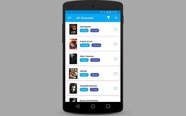 هذا التطبيق الجديد سيجعلك تنسى كل التطبيقات القديمة لمشاهدة الأفلام على هاتفك