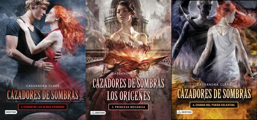 Guía de lectura: Crónicas de los Cazadores de Sombras de