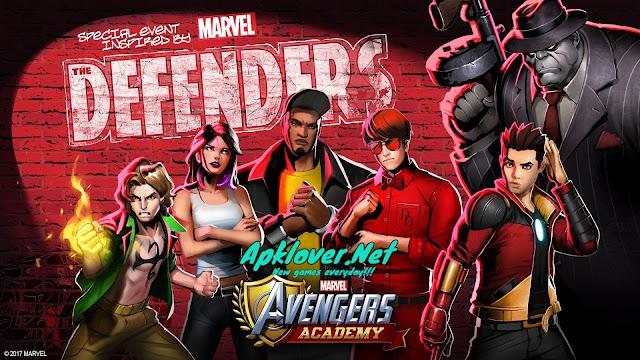 MARVEL Avengers Academy MOD APK Free Shopping