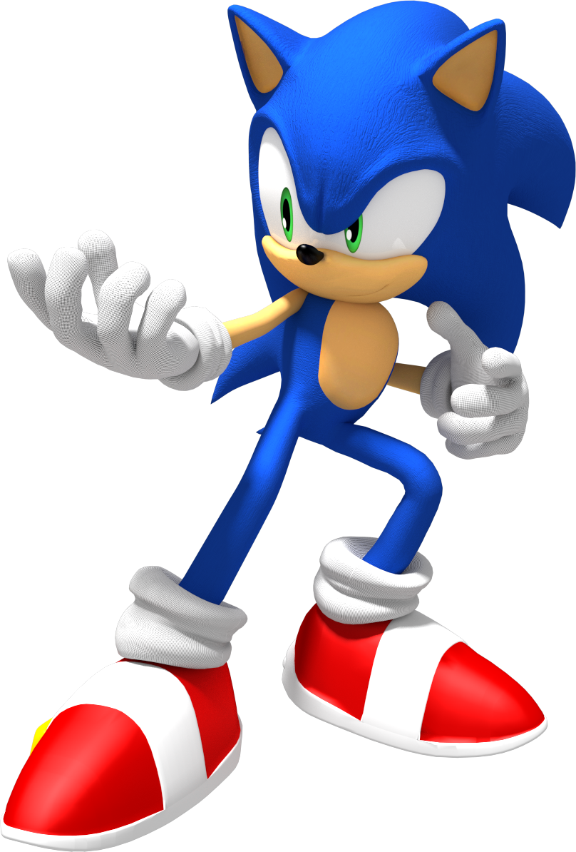 sonic the hedgehog - photo #38