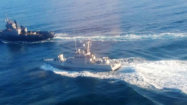 """Rusia tiene pruebas """"irrefutables"""" de la preparación por Kiev de provocaciones en el mar Negro ruso"""