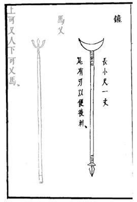 Ming Dynasty Military Spade