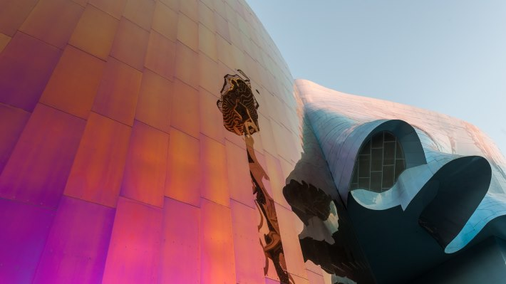 Wallpaper 3: Experience Music Project Museum