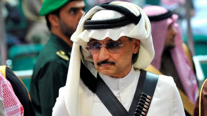 Pangeran Al-Waleed bin Talal