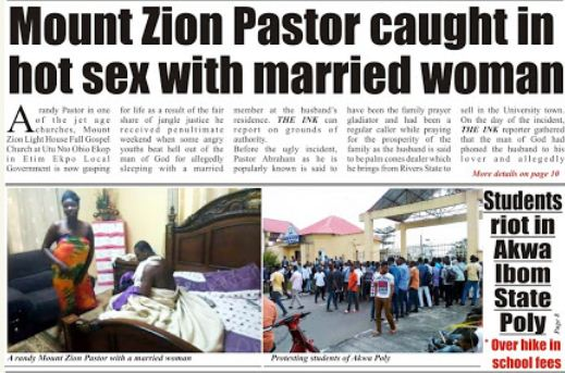 Pastor Beaten Seriously For Leaving Wife In Labour To Go Have Sex With Married Church Member