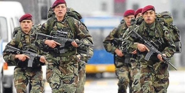 Pasukan Elite Militer Turki: 'Kami Datang Bersama Kematian'