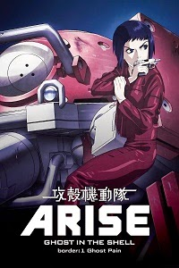 Watch Ghost in the Shell Arise – Border 1: Ghost Pain Online Free in HD