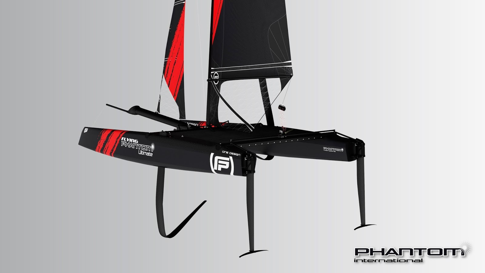 New Flying Phantom version for 2018 : The 'Ultimate' – Catamaran