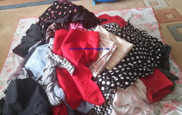 etek, dikiş, pratik dikiş, blog, blogger, kumaş, bluz, pantolon, elbise