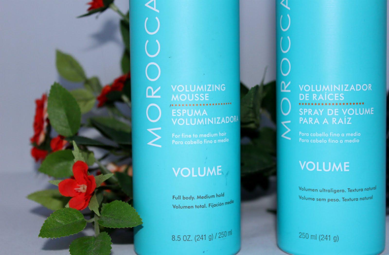 Productos para dar volumen al cabello
