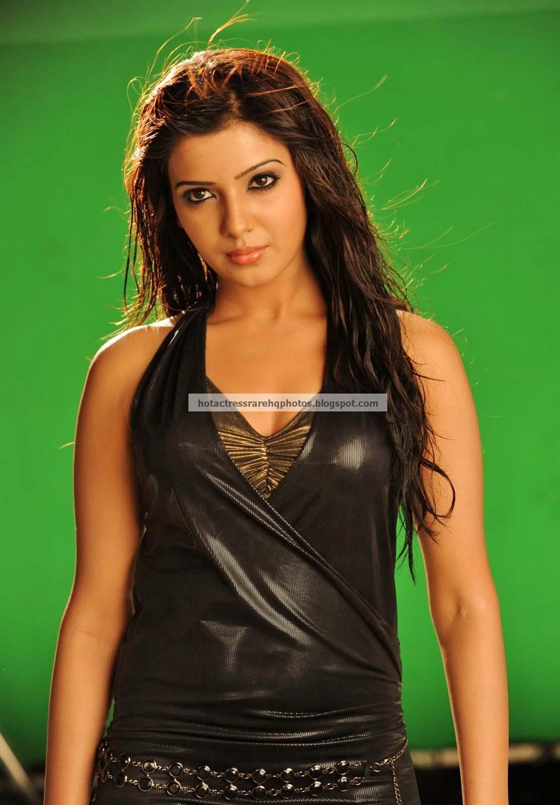 Samantha In Saree: Hot Indian Actress Rare HQ Photos: Samantha Ruth Prabhu