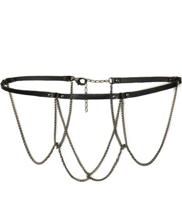 Seriously Ruined: BLISS LAU // EXCLUSIVE ELLIPSE BELT
