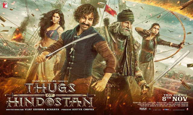 Thugs Of Hindostan Box Office Collection Day 19