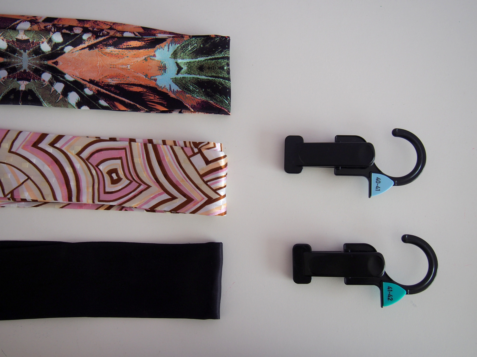 DIY/recycling: clip shoes hanger