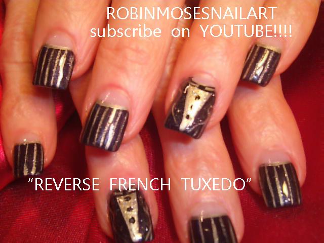 Robin Moses Nail Art: October 2011