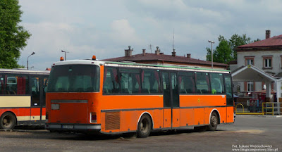 Setra S215 UL z PKS Koszalin