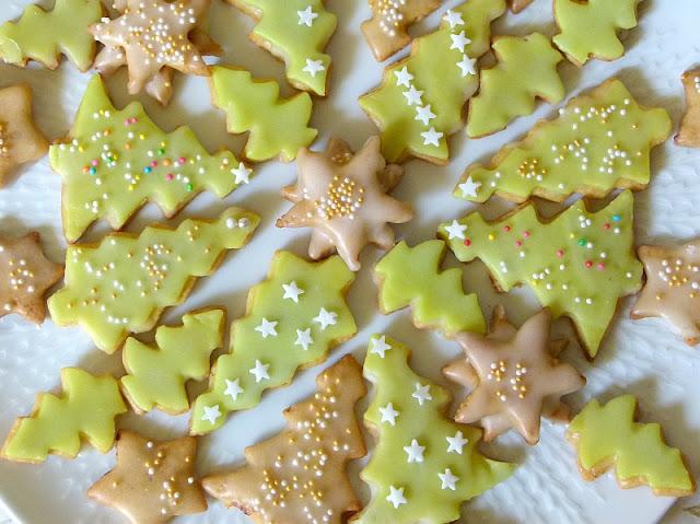 Weihnachtsplätzchen Rezept Marzipan