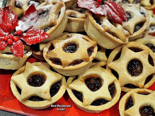 Christmas 2019 Sunway Hotel Resort Spa Dessert Menu - Minced Pie