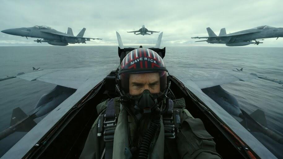 Top Gun Maverick Tom Cruise 4k Wallpaper 3 61