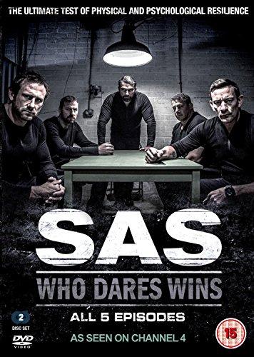 SAS: who dares wins 2015: Season 1 - Full (5/5)