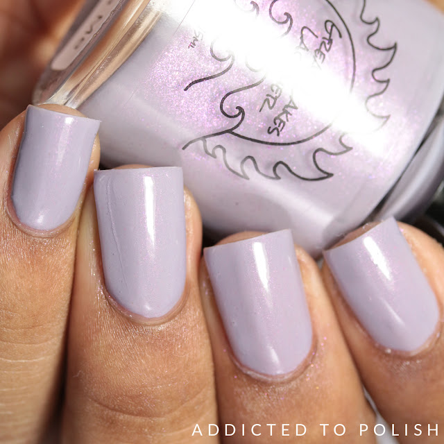 Great Lakes Lacquer Sleeve Me A Nude Awakening Collection
