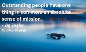 mission quotes