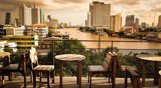 River View Guesthouse in Bangkok, Thailand