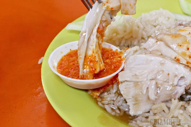Maxwell Food Centre Review