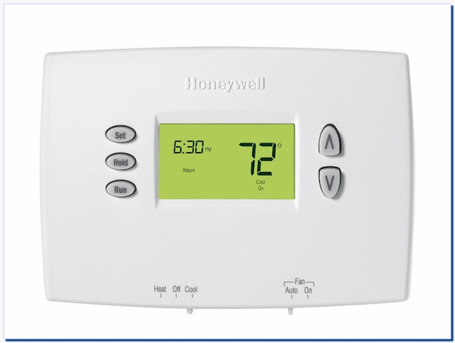 2 wire thermostat Lowes