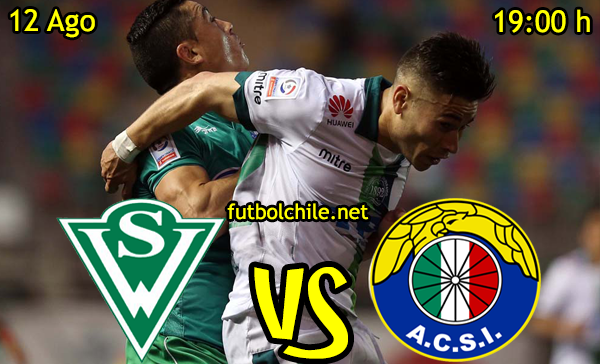 Ver stream hd youtube facebook movil android ios iphone table ipad windows mac linux resultado en vivo, online: Santiago Wanderers vs Audax Italiano