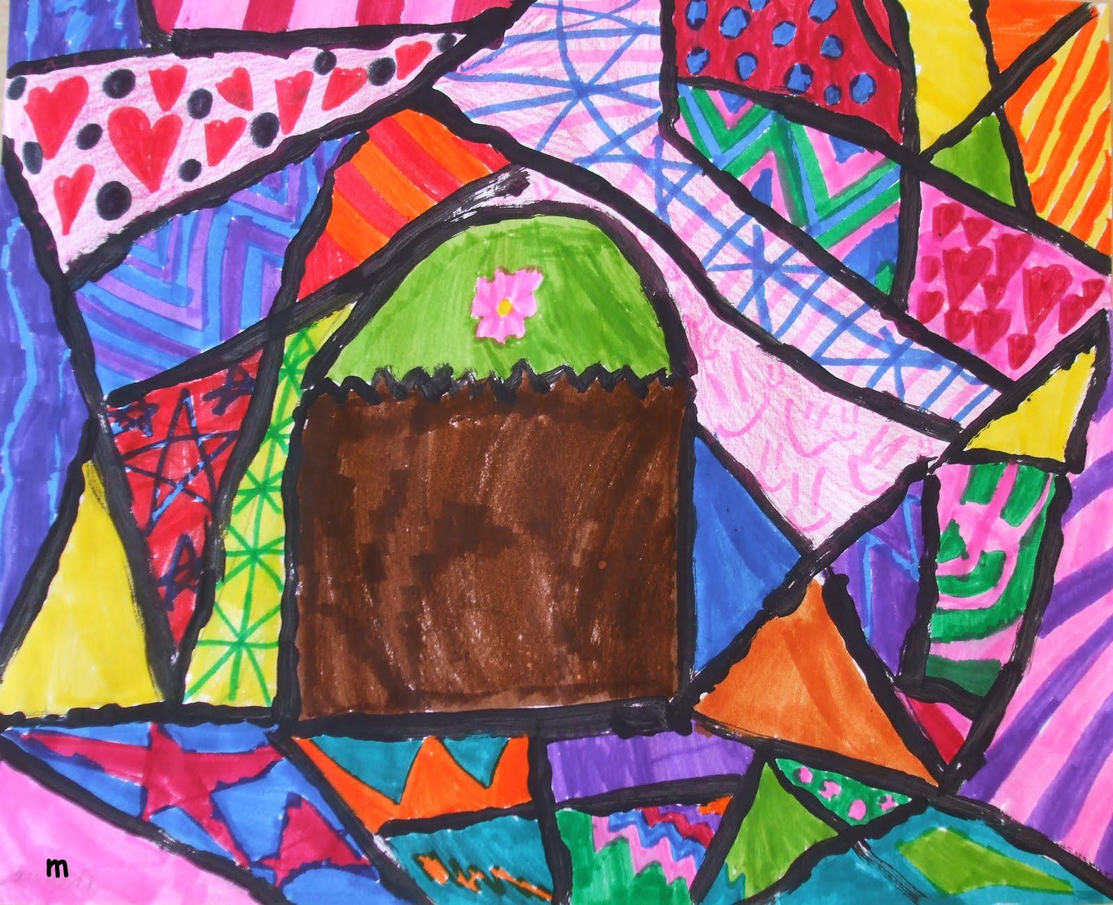 rainbow skies dragonflies 3d grade pop art abstracts. Black Bedroom Furniture Sets. Home Design Ideas