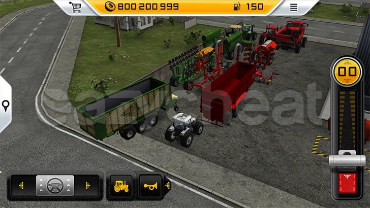 Farming Simulator 14 1.4.4 Unlimited Coins